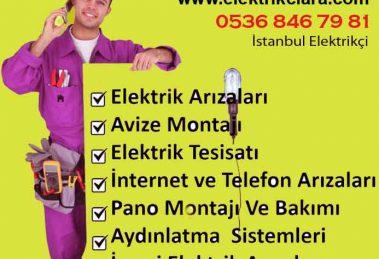 beşiktaş elektrikci
