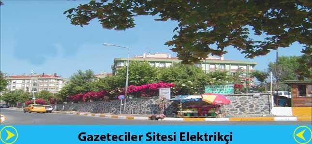 ELEKTRİK GAZETECİLER SİTESİ