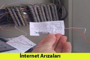 İnternet arıza KABLO TESİSATI